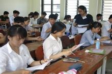 Đáp án đề thi vào lớp 10 môn tiếng Anh tỉnh Bạc Liêu năm 2016