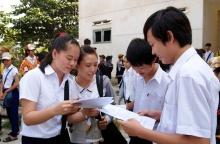 Điểm chuẩn vào lớp 10 THPT tỉnh Ninh Bình năm 2016 - 2017
