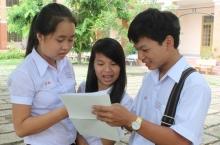 Điểm chuẩn vào lớp 10 THPT chuyên Vĩnh Phúc năm học 2016 - 2017
