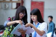 Điểm chuẩn vào lớp 10 THPT Chuyên tỉnh Quảng Nam 2015 - 2016
