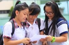 Điểm chuẩn vào lớp 10 THPT tỉnh Nam Định năm 2015 – 2016