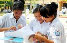 Điểm chuẩn vào lớp 10 THPT Bắc Giang Công Lập 2015 - 2016