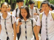 Điểm chuẩn vào lớp 10 THPT Chuyên Lê Khiết - Quảng Ngãi 2015 - 2016