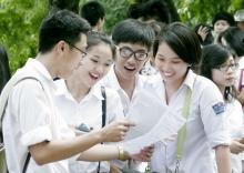 Điểm chuẩn vào lớp 10  THPT tỉnh Đồng Nai năm học 2014 - 2015