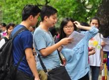 Điểm chuẩn vào lớp 10 THPT Chuyên Ngoại Ngữ - ĐHQG 2014 – 2015