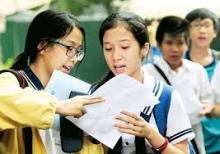 Điểm chuẩn vào lớp 10 THPT chuyên Lê Quý Đôn - Ninh Thuận năm 2014-2015.