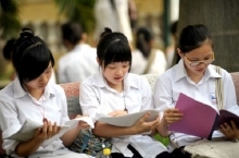 Điểm chuẩn vào lớp 10 THPT Chuyên Tiền Giang năm học 2014 - 2015