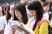 Đề thi và đáp án thi vào lớp 10 môn Toán - Tiền Giang năm 2015 - 2016
