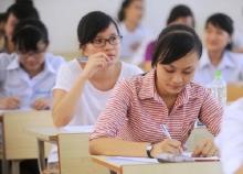 Đề thi vào lớp 10 THPT môn Toán tỉnh Bình Định năm 2015 - 2016
