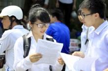 Đáp án và đề thi vào lớp 10 môn Toán Bình Thuận năm 2015 - 2016