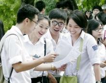 Đề thi vào lớp 10 THPT môn Toán tỉnh Hà Tĩnh năm 2015 - 2016