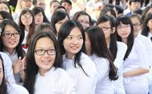 Đề thi vào lớp 10 môn Toán tỉnh Hải Dương năm 2015 - 2016