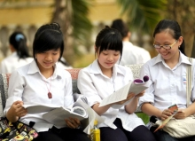 Đề thi vào lớp 10 môn Toán tỉnh Vĩnh Phúc năm 2015 -2016