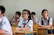 Đề thi vào lớp 10 THPT chuyên Hà Tĩnh môn Toán năm 2015 - 2016