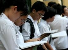 Đáp án đề thi vào lớp 10 môn Toán - Thừa Thiên Huế năm 2015