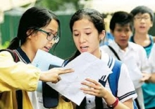 Đề thi vào lớp 10 chuyên Nguyễn Bỉnh Khiêm Vĩnh Long môn Toán 2015