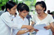 Đề thi thử vào lớp 10 môn Toán Thành phố Bắc Giang năm 2016 - 2017