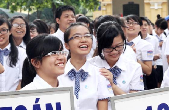 Chi tiết thông tin tuyển sinh lớp 10 THPT An Giang 2016 - 2017