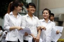 Đề thi vào lớp 10 môn Toán tỉnh Tuyên Quang năm 2014 – 2015
