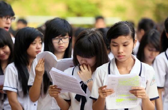 Thông tin tuyển sinh vào lớp 10 THPT chuyên Thái Bình năm 2016