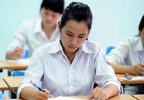 Thi tuyển sinh vào lớp 10 THPT Quảng Ngãi 2016