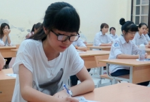 Công bố môn thi thứ 3 tuyển sinh vào lớp 10 Nghệ An năm 2016