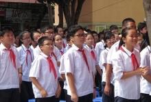 Tỉ lệ tuyển sinh vào lớp 10 THPT công lập tỉnh Quảng Nam năm 2016