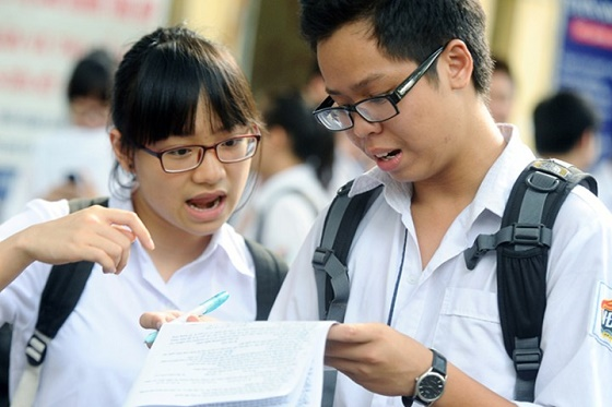Hướng dẫn tuyển sinh vào lớp 10 chuyên Thái Nguyên năm 2016