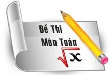 Đáp án đề thi vào lớp 10 môn Toán Bắc Ninh năm học 2014 - 2015