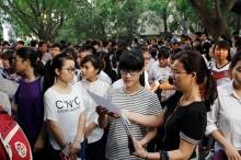 Đáp án đề thi lớp 10 môn Toán THPT chuyên Biên Hòa Hà Nam năm 2016