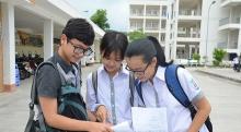Đáp án đề thi vào lớp 10 môn toán chuyên THPT Sư Phạm Hà Nội 2016