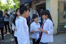 Đáp án đề thi vào lớp 10 chuyên Văn THPT Lê Quý Đôn Bình Định 2016