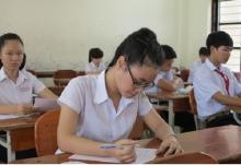 Đề thi và đáp án thi vào lớp 10 môn Văn tỉnh Vĩnh Phúc năm 2016