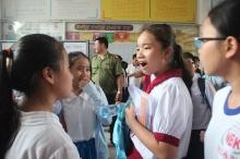 Đáp án đề thi tuyển sinh vào lớp 10 môn Toán TP Cần Thơ năm 2016