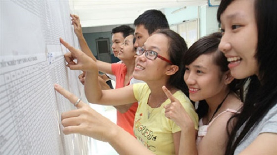 Công bố điểm thi lớp 10 THPT chuyên Lê Quý Đôn Vũng Tàu năm 2016