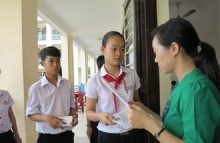 Đề thi và đáp án thi vào lớp 10 môn Toán tỉnh Hòa Bình năm 2016