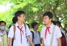 Đáp án đề thi vào lớp 10 môn Toán tỉnh An Giang năm 2016 - 2017
