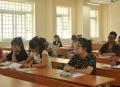 Đáp án đề thi vào lớp 10 môn tiếng Anh tỉnh Phú Thọ năm 2016-2017