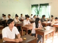 Đáp án đề thi vào lớp 10 môn Toán tỉnh Vĩnh Long năm 2016 - 2017
