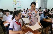 Đáp án đề thi tuyển sinh vào lớp 10 môn Toán Hải Phòng năm 2016