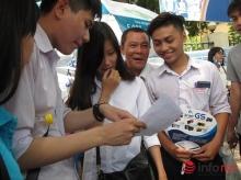 Đáp án đề thi vào lớp 10 môn tiếng Anh tỉnh Phú Yên năm 2016 - 2017