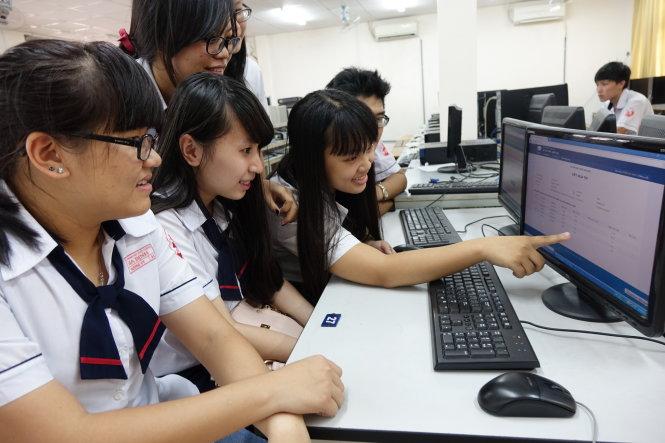 Điểm chuẩn vào lớp 10 THPT chuyên Lê Quý Đôn Bình Định 2016