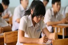 Đáp án đề thi vào lớp 10 môn Toán tỉnh Tây Ninh năm 2016 - 2017