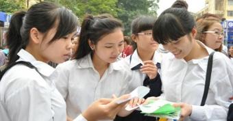 Cập nhật những thông tin tuyển sinh mới nhất vào lớp 10 tại Hà Nội năm 2017