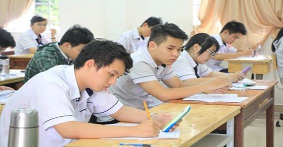 Những thay đổi mới nhất trong đề thi tuyển sinh lớp 10 năm 2017