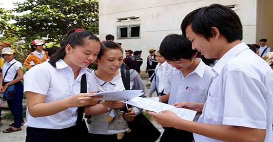 Xem điểm chuẩn vào lớp 10 năm 2016 ở Nghệ An