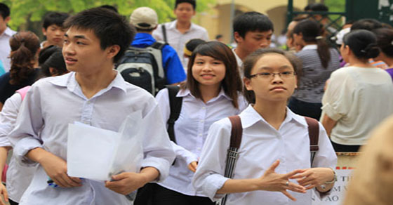Thông tin tuyển sinh lớp 10 trường chuyên Lương Thế Vinh năm 2017