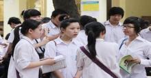 Đáp án đề thi thử lớp 10 môn toán tỉnh Vĩnh Phúc năm 2017