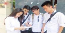 Đáp án đề thi thử lớp 10 môn toán trường chuyên Nguyễn Huệ-Hà Nội