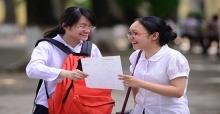 Đề thi thử lớp 10 môn toán trường chuyên Ngoại Ngữ DHQG Hà Nội